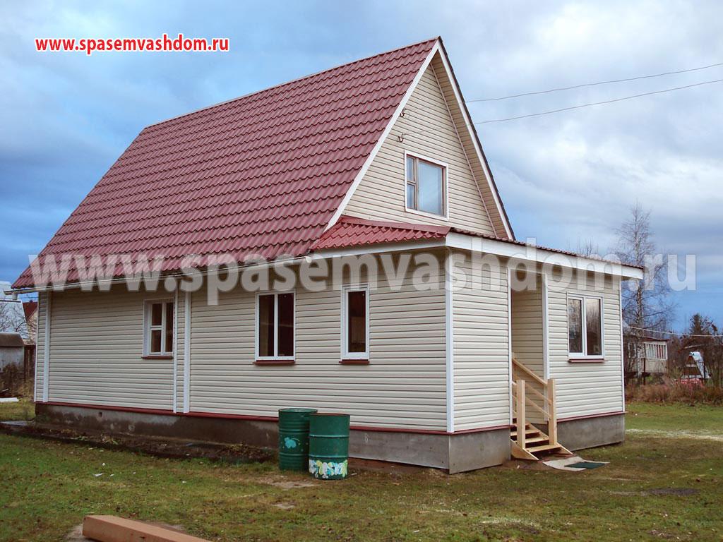 К каким домам можно пристраивать дополнительную постройку